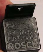 Bosch Relay